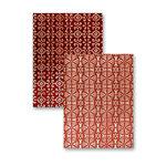 Spellbinders - M-Bossabilities Collection - Embossing Folders - Elegance
