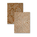 Spellbinders - M-Bossabilities Collection - Embossing Folders - Flora