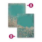 Spellbinders - M-Bossabilities Collection - Christmas - Embossing Folders - Winter Wonders