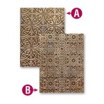 Spellbinders - M-Bossabilities Collection - Embossing Folders - Ornamental Iron