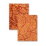 Spellbinders - M-Bossabilities Collection - Embossing Folders - Sea Beauty