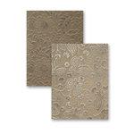 Spellbinders - M-Bossabilities Collection - Embossing Folders - Garden Delight