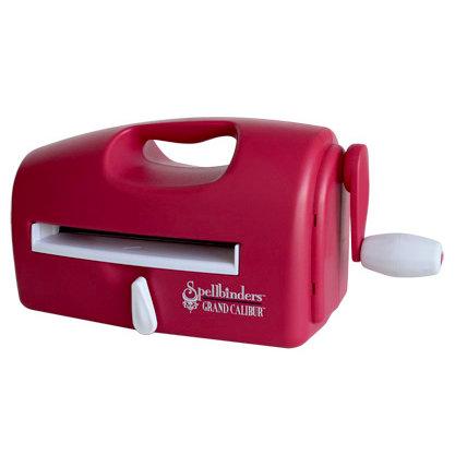 Spellbinders - Grand Calibur - Large Format Die Cutting and Embossing Machine