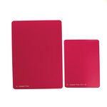 Spellbinders - Raspberry Spacer Plate - 8.5 x 12
