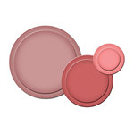 Spellbinders - Presto Punch - Die Cutting and Embossing Template - Circles