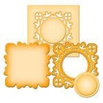 Spellbinders - D-Lites Die - Medallion Two