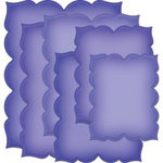 Spellbinders - Nestabilities Collection - Die Cutting and Embossing Templates - Labels Twenty-Three