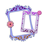 Spellbinders - Frameabilities Collection - Die Cutting and Embossing Templates - Classic Frame, CLEARANCE