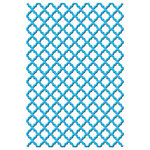 Spellbinders - Shapeabilities Collection - Die - Expandable Patterns Fancy Lattice