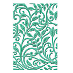 Spellbinders - Shapeabilities Collection - Die Cutting and Embossing Templates - Expandable Patterns - Botanical Swirls