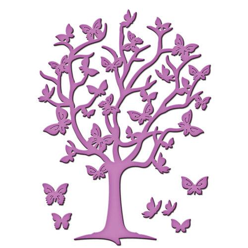 Spellbinders - Shapeabilities Collection - D-Lites Die - Flutter Tree