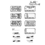 Stampers Anonymous - Tim Holtz - Cling Mounted Rubber Stamp Set - Odds and Ends