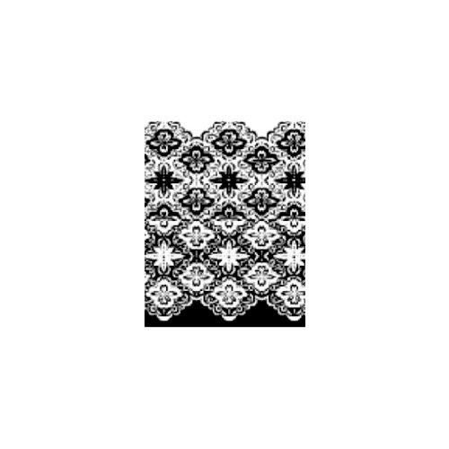 Ranger Ink - Melt Art - Texture Treads - Scalloped Lace