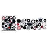 Teresa Collins - Clocks Collection - Die Cut Charms - Clocks