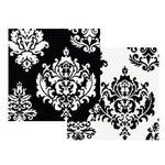 Teresa Collins - Damask Collection - 12x12 Double Sided Paper - Damask Décor
