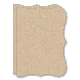 Bind It All - Teresa Collins - 2 Bracket Covers - Craft