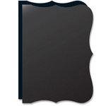 Teresa Collins - Bind It All - 2 Bracket Shape Covers - Black