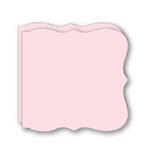 Bind It All - Teresa Collins - 2 Large Bracket Shape Covers - Pink