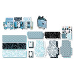 Teresa Collins - Friendship Collection - Accordion Card Book Kit