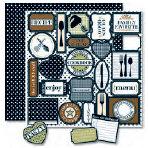 Teresa Collins - Haute Cuisine Collection - Die Cut Charms