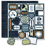 Teresa Collins - Haute Cuisine Collection - Die Cut Charms