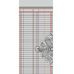 Teresa Collins - 6 x 12 Transparency - Home - Ledger, CLEARANCE