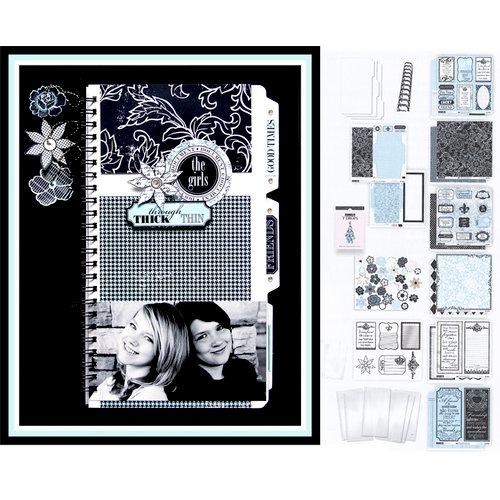 Teresa Collins - Friendship Collection - Friendship 7 x 13 Album Kit