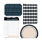 Teresa Collins - Spooktacular Collection - 12 x 12 Die Cuts - Halloween - Trick or Treat