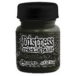 Ranger Ink - Tim Holtz - Distress Crackle Paint - Black Soot