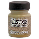 Ranger Ink - Tim Holtz - Distress Crackle Paint - Brushed Corduroy