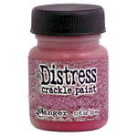 Ranger Ink - Tim Holtz - Distress Crackle Paint - Fired Brick