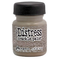 Ranger Ink - Tim Holtz - Distress Crackle Paint - Frayed Burlap