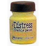 Ranger Ink - Tim Holtz - Distress Crackle Paint - Mustard Seed