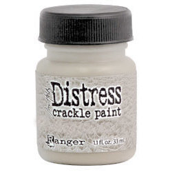 Ranger Ink - Tim Holtz - Distress Crackle Paint - Old Paper