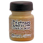 Ranger Ink - Tim Holtz - Distress Crackle Paint - Tea Dye