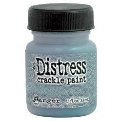 Ranger Ink - Tim Holtz - Distress Crackle Paint - Weathered Wood