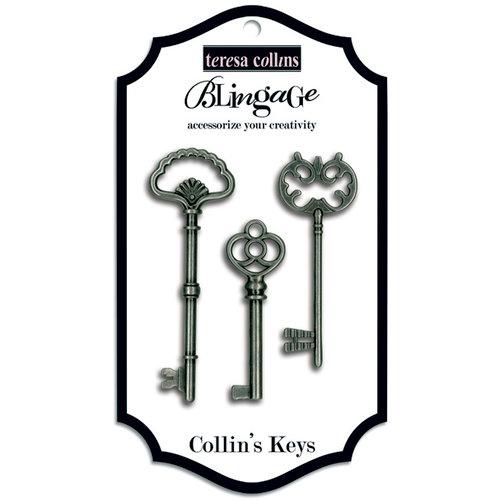 Teresa Collins - Blingage Collection - Collin's Keys
