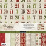 Teresa Collins - Christmas Cottage Collection - 12 x 12 Paper and Accessories Pack