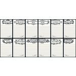 Teresa Collins - Giving Thanks Collection - 12 x 12 Double Sided Paper - Calendar, CLEARANCE