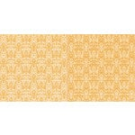 Teresa Collins - Giving Thanks Collection - 12 x 12 Double Sided Paper - Brocade