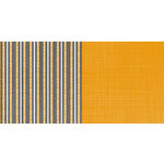 Teresa Collins - Giving Thanks Collection - 12 x 12 Double Sided Paper - Stripe