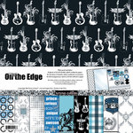 Teresa Collins - On the Edge Collection - 12 x 12 Paper and Accessories Pack
