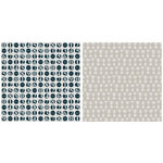 Teresa Collins - Sports Edition II Collection - 12 x 12 Double Sided Paper - Black Numbers