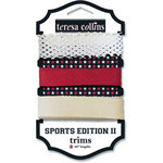 Teresa Collins - Sports Edition II Collection - Ribbon and Trims