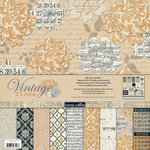 Teresa Collins - Vintage Finds Collection - 12 x 12 Paper and Accessories Pack