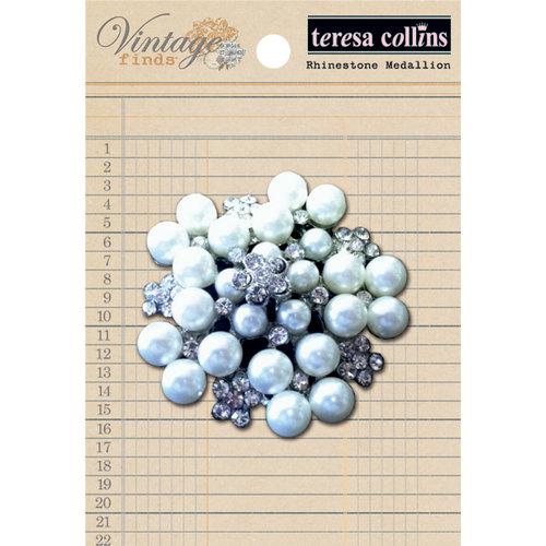 Teresa Collins - Vintage Finds Collection - Medallions