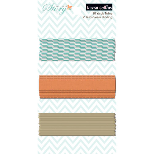 Teresa Collins - Tell Your Story Collection - Trim