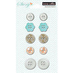 Teresa Collins - Tell Your Story Collection - Buttons