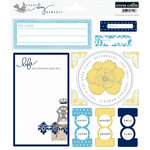 Teresa Collins - Everyday Moments Collection - Die Cut Cardstock - One