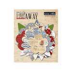 Teresa Collins - Far and Away Collection - Paper Flowers